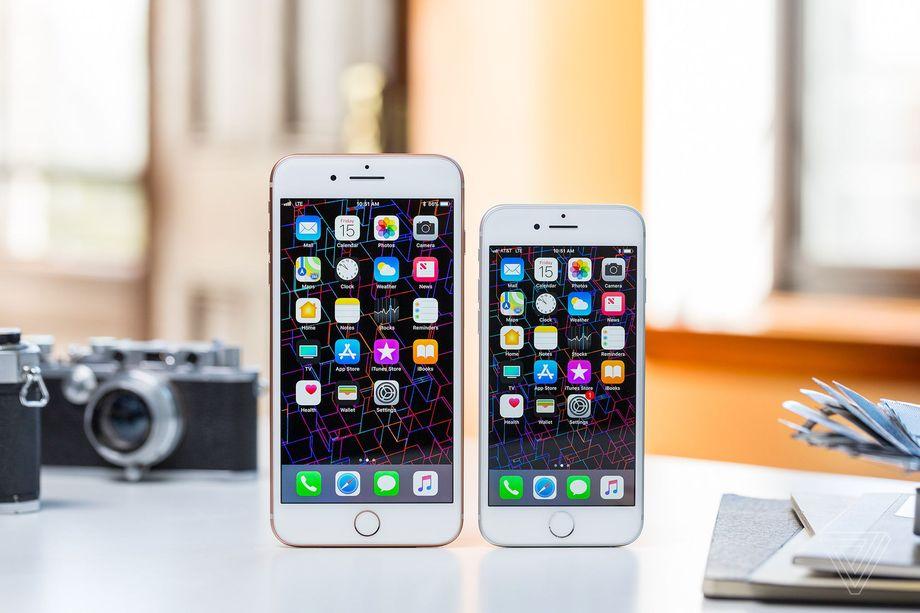 V čom je iPhone 8 Plus lepší ako iPhone X?
