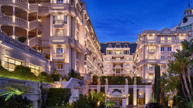 Vychutnajte si hotel v Monte-Carlo