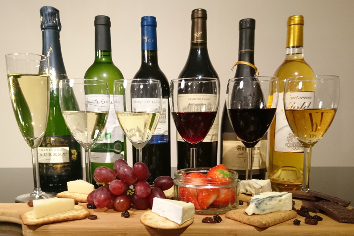 Víno ako skvelý darček