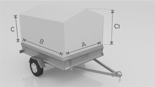 Výhody kvalitných plachiet na prívesné vozíky