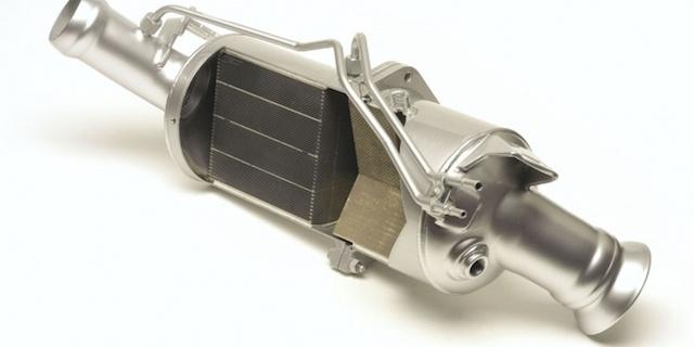 DPF filtre – dôležité súčasti dieselových áut
