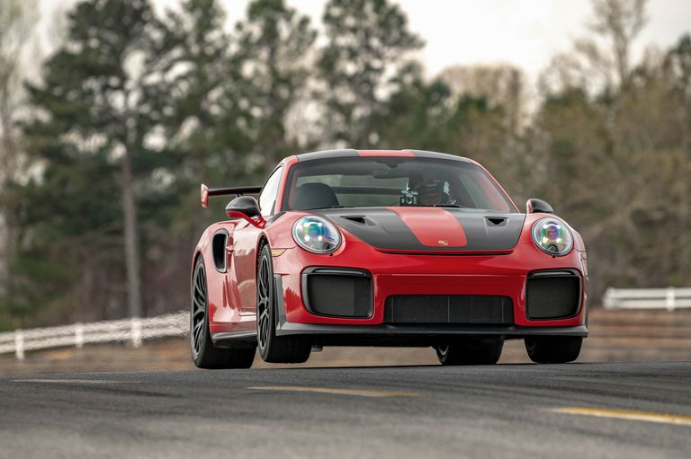 Jazdenie s Porsche GT3 RS a GT2 RS