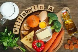 Najlepšie vitamíny pre mužov: Vitamín A