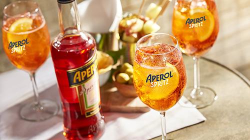 Nové spôsoby s Aperolom